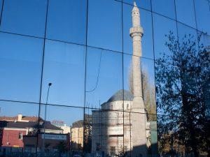 mezquita kosovo